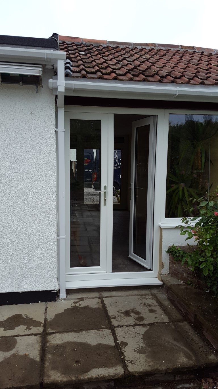 double glazing door